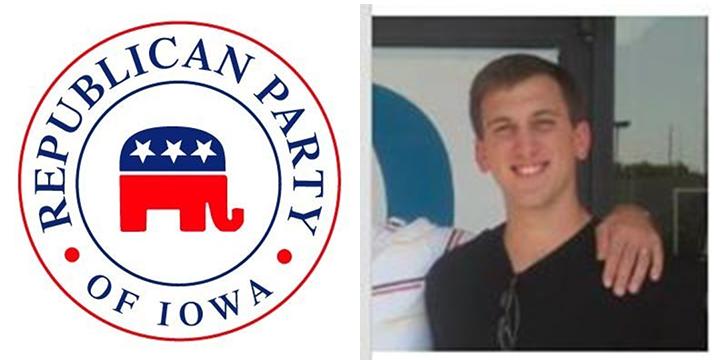 Charlie Szold Iowa GOP