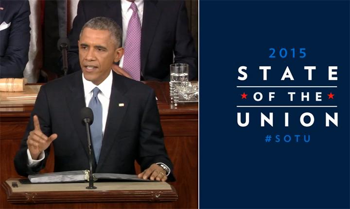 Obama SOTU 2015