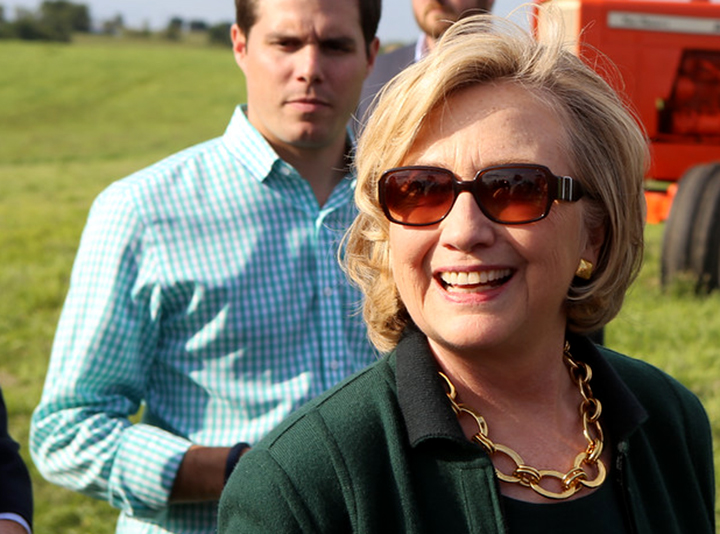 Hillary Clinton Prezography