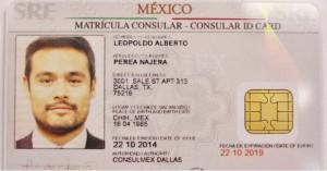 Matricula Consular