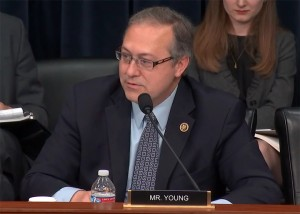 Congressman Young Hearing