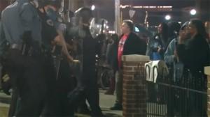 Ferguson Riot 3-11-15