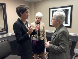 Reynolds Meets With EPA McCarthy
