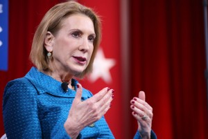 Carly Fiorina -- Prezography