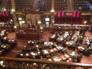 Iowa Senate Opening