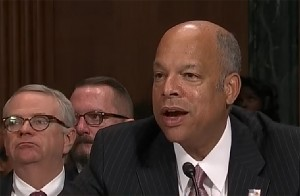 Jeh Johnson Senate Judiciary Committee