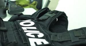 Bulletproof Police Vest