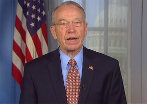 Chuck Grassley Weekly Address 1