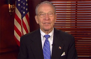 Chuck Grassley Weekly Address 3