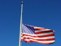 Branstad orders flags to fly at half-staff Tuesday in honor of fallen officer