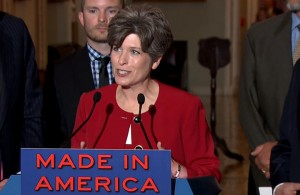 Joni Ernst TPA Press Conference