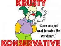 Krusty Konservative: Not quite ready for Prime Time