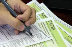 College Financial Aid -- FAFSA