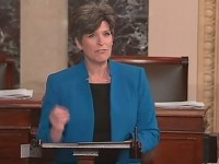 Ernst calls for support for 'critical partner in fight against ISIS'
