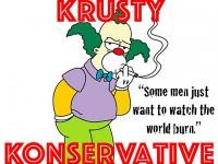 Krusty Konservative: See? I told ya so!