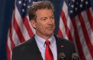 Rand Paul Announcement
