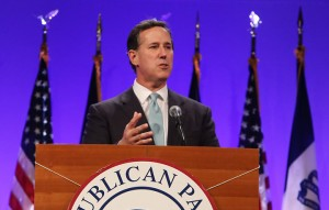 Rick Santorum -- Prezography 2