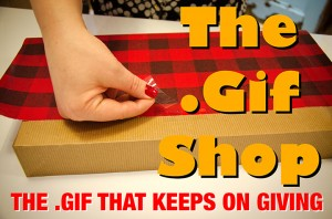 The Gif Shop Logo