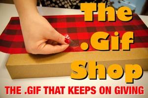 The Gif Shop Logo