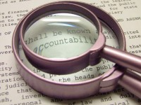 Most counties fail transparency test