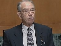 Grassley comments on technology, privacy issues