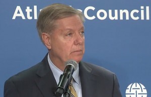 Lindsey Graham -- Atlantic Council