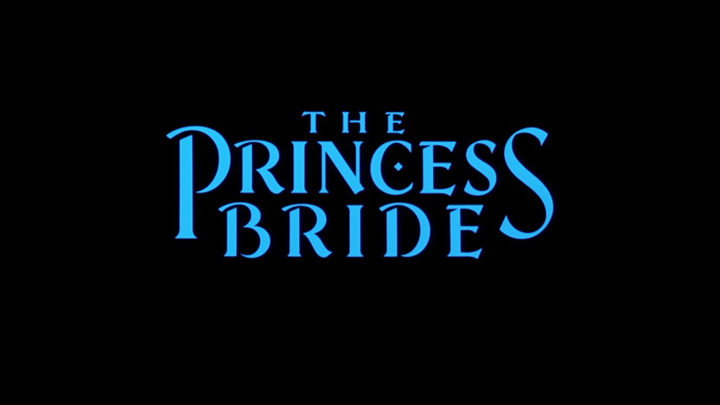 Princess Bride Title Card