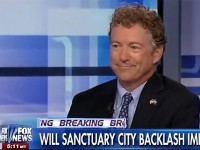 Paul discusses his solution to sanctuary cities