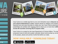Branstad on Iowa arts, culture: There's an app for that