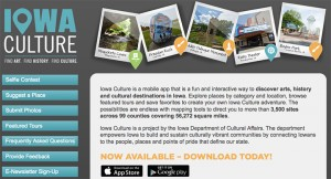 Iowa Culture App