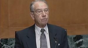 Chuck Grassley -- Hearing