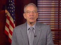Grassley comments on nomination of Iowan to federal bench