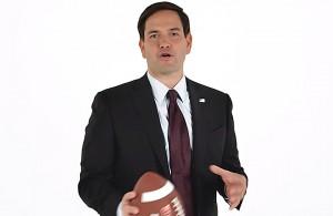 Marco Rubio — Football