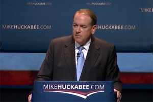 Mike Huckabee Announcement