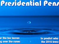 The Presidential Pensieve for September 14, 2015