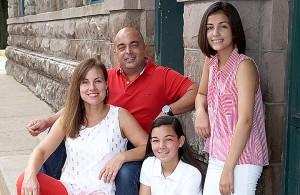 Rene Gadelha family