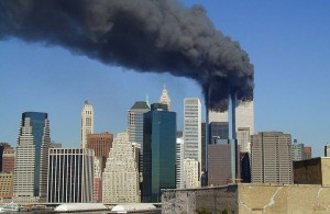 WTC Smoking On 9-11