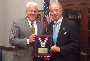 Chuck Grassley — ACU Award