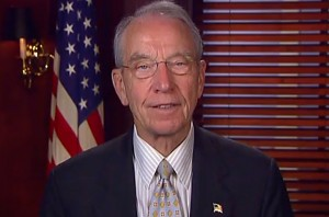 Chuck Grassley Weekly Address 8