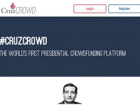Cruz campaign launches 'social crowdfunding site'