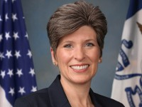 Ernst set to complete her own 'Full Grassley'