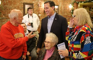 Rick Santorum -- Prezography 3