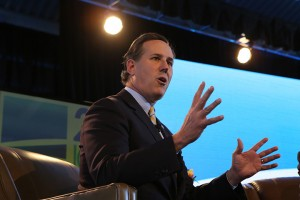 Rick Santorum -- Prezography
