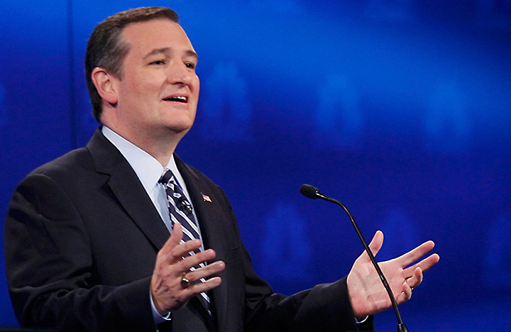 Ted Cruz CNBC Debate
