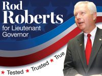 Committee Promotes Roberts for Lt. Gov