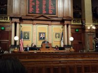 Branstad Gives Final Condition of The State