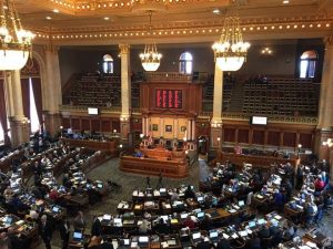 Iowa House Eliminates Barriers to Prescriptions