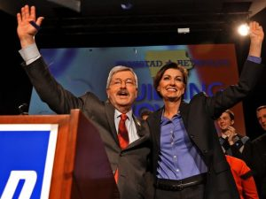 Branstad Gives One of His Last Public Events as Governor at WCC