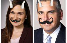 Rep. Finkenauer and Senator McCoy