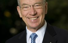 Local Constituents Drowned Out By Carpetbaggers At Grassley Event